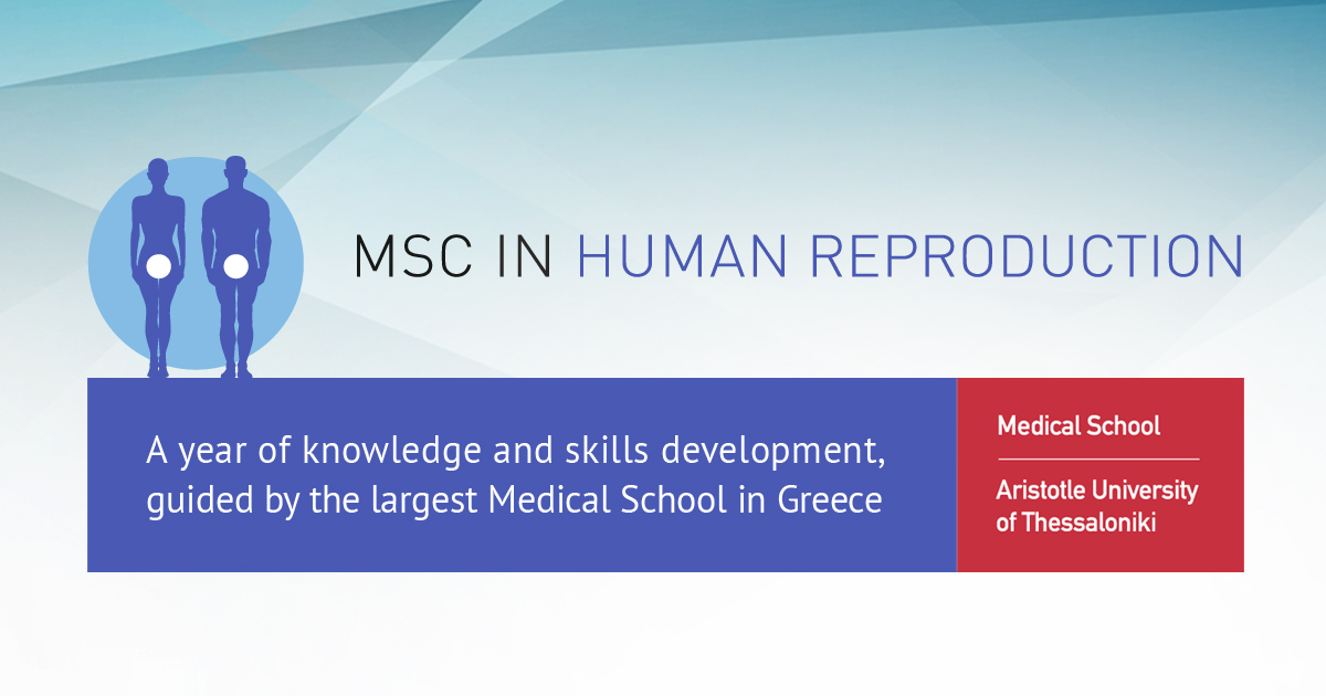 Msc In Human Reproduction Medical School Aristotle University Of